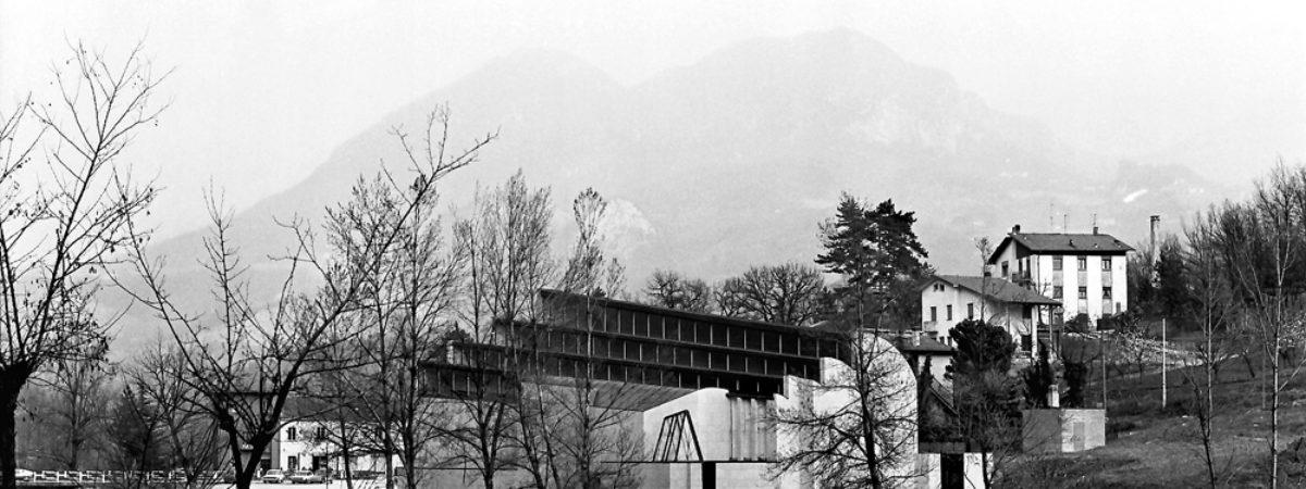 Tre Architetture per un Millennio:La chiesa di Alvar Aalto, la Rocchetta Mattei, La Scola