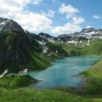 lago vannino rifugio margaroli