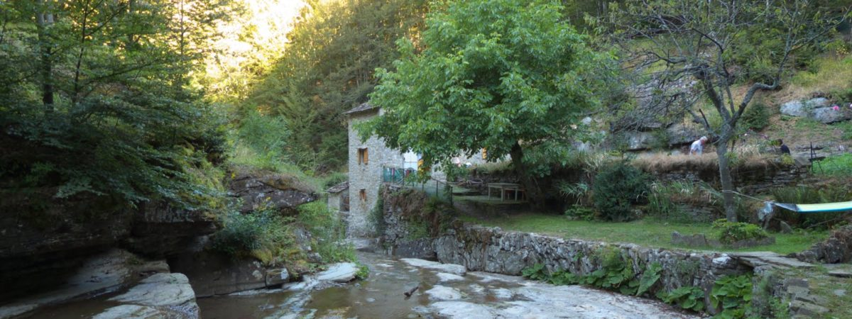 Appennino Fiorentino – Alto Mugello, Rifugio i Diacci