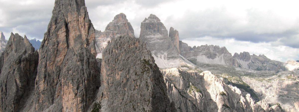 Escursione sulle Dolomiti: dalla Valle dei Mulini a Passo Pordoi