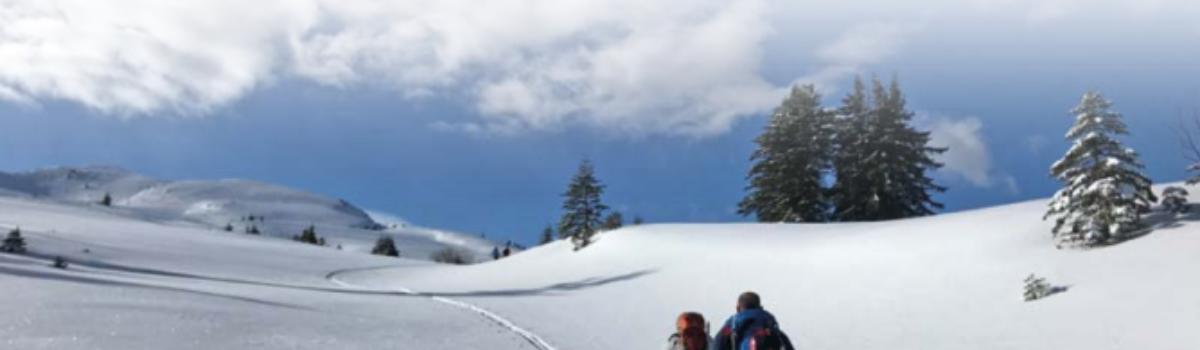 Escursione Sci alpinistica al Lago Nero