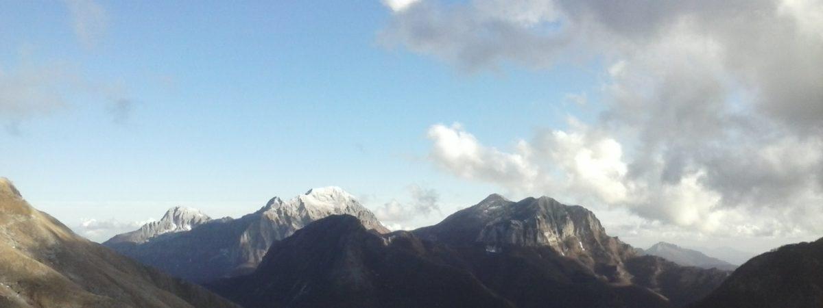 Escursione sulle Alpi Apuane: Arni, Monte Fiocca e Passo Sella