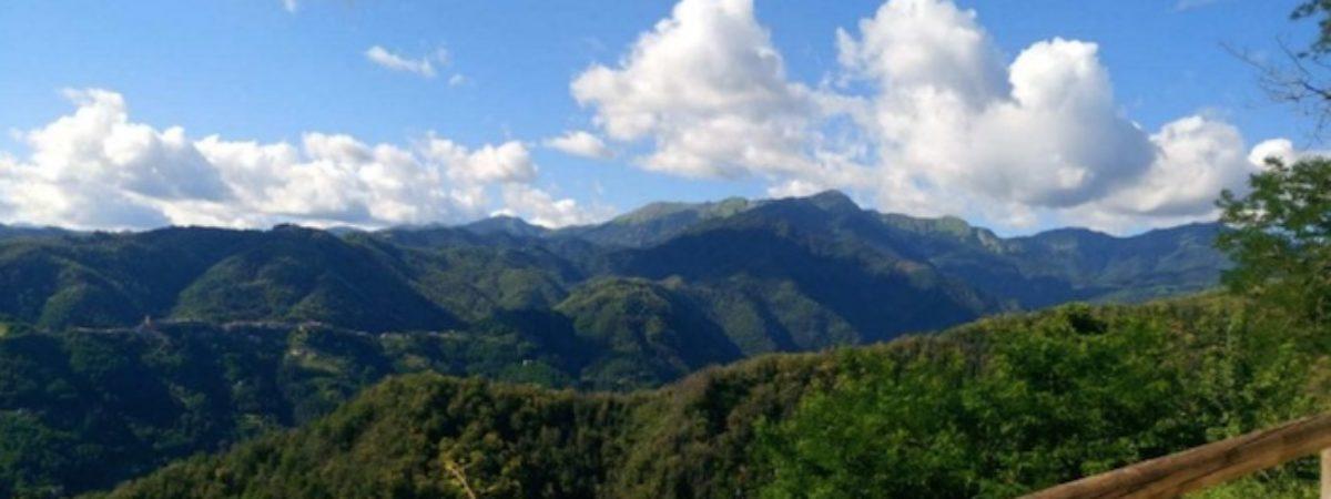 Mountain bike in Garfagnana: anello dell'Orrido 08/07/2018