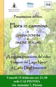 """Presentazione Libro """"Flora in Cammino"""""""