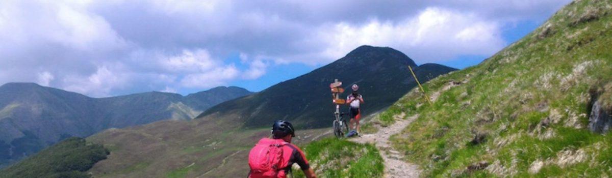 Cicloescursione al Portafranca intersezionale con il CAI Valdarno Superiore