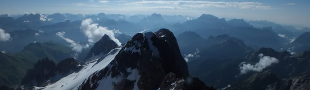 Dolomiti: Cresta Ovest Marmolada – Via ferrata Punta Penia
