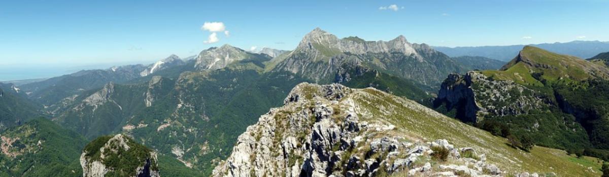 Alpi Apuane: escursione sul Monte Prana