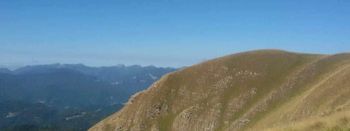 Escursione sul Monte Prato Fiorito  Valle della Lima