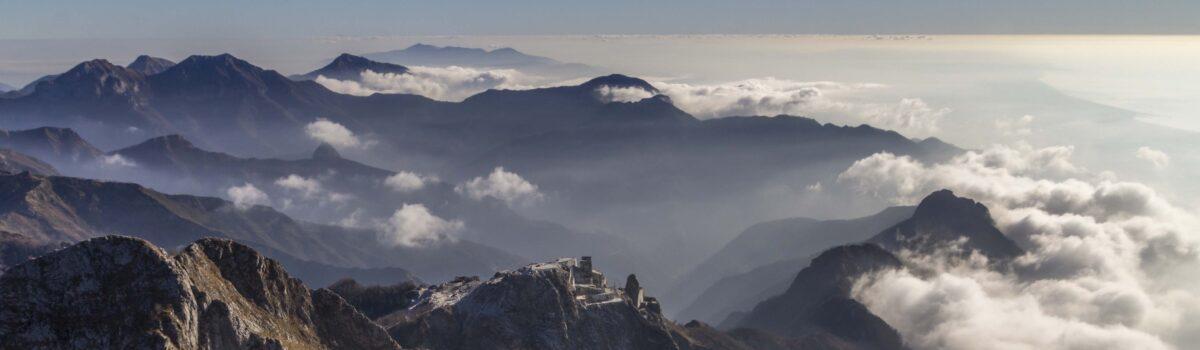 Alpi Apuane – Monte Altissimo da Pian della Fioba