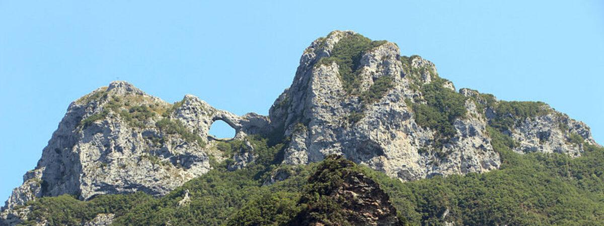 Escursione sulle Alpi Apuane – Monte Forato da Fornovolasco