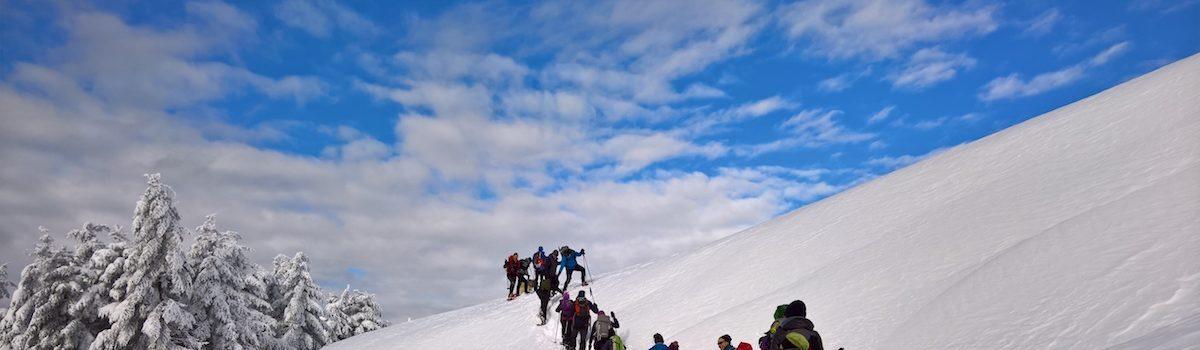 2° Ciaspolata – Valle del Sestaione Lago Nero