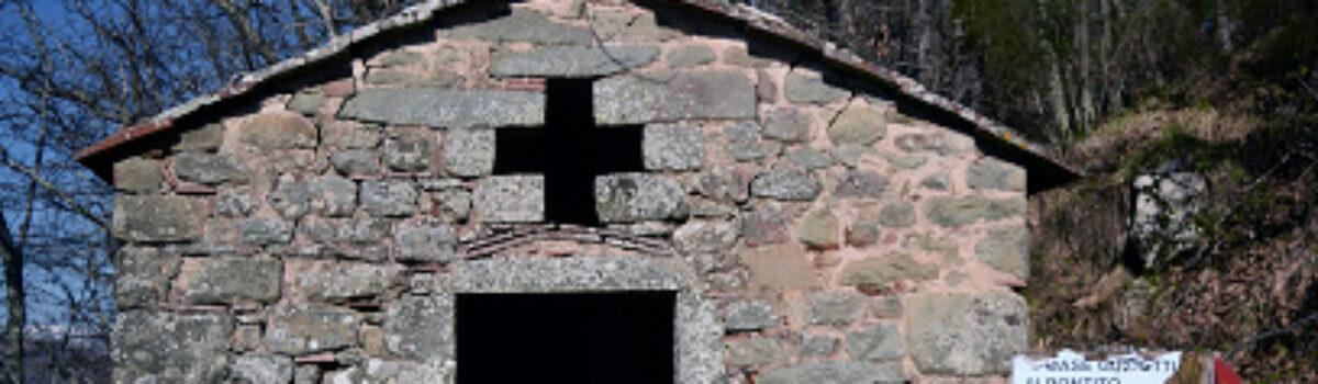 Alta Valleriana: il Castello di Lignana